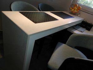 stolovi po meri od furniranog medijapana