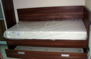 deciji kreveti po meri sa fiokom